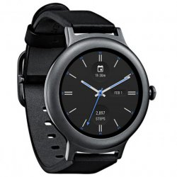 ساعت هوشمند ال جی مدل Watch Style W270 Titanium